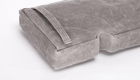 Isolierkissen aus Therm-Textil