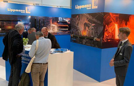 Lippmann GmbH auf der GIFA 2019